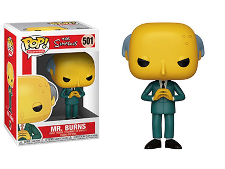 Funko Pop! Mr. Burns: The Simpsons #501 - Funko