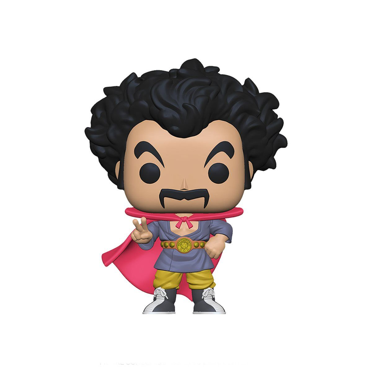 Funko Pop! Mr. Satan (Super Hercule): Dragon Ball Super #812 - Funko
