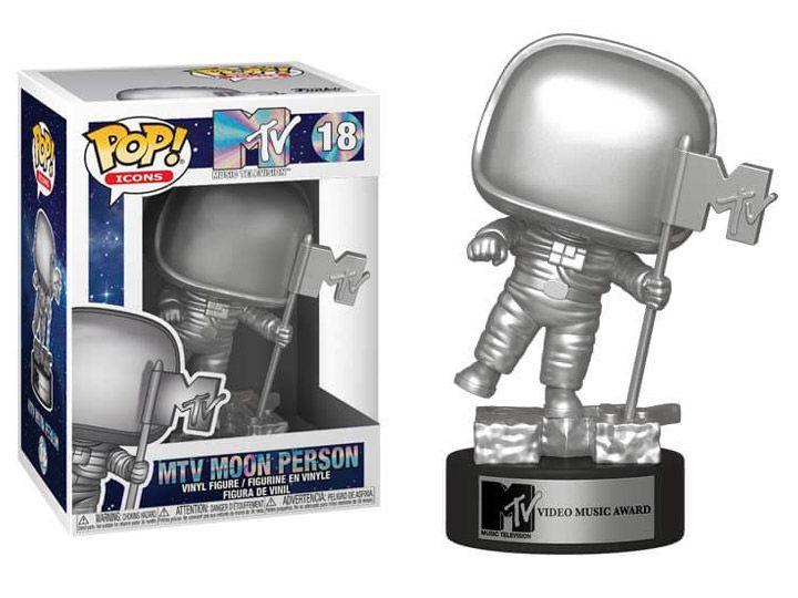 Funko Pop! MTV Moon Person: MTV #18 - Funko