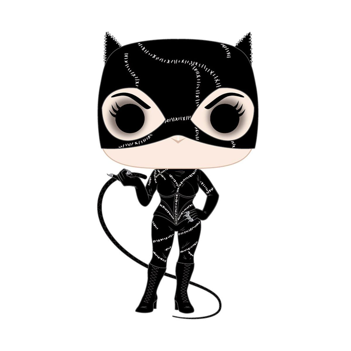 PRÉ VENDA: Funko Pop! Mulher Gato (Catwoman): Batman - O Retorno (Batman Returns) #338 - Funko