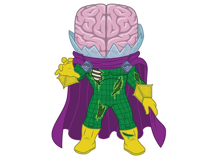 PRÉ VENDA: Funko Pop! Mysterio: Marvel Zombies (Marvel) - Funko