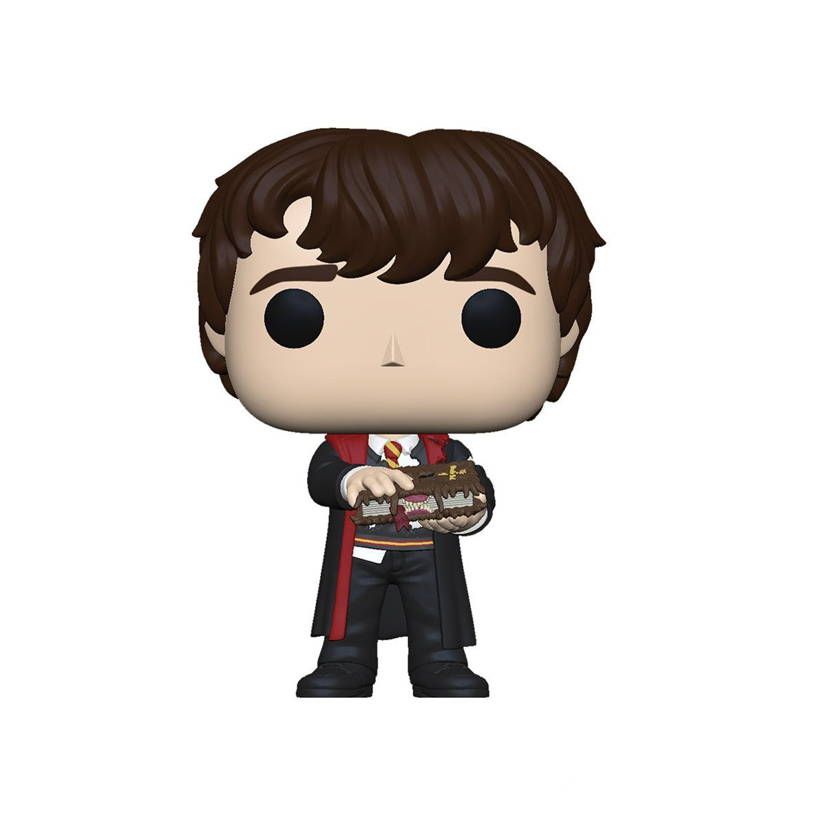 Funko Pop! Neville Com o Livro Monstruoso (Neville with Monster Book): Harry Potter #116 - Funko