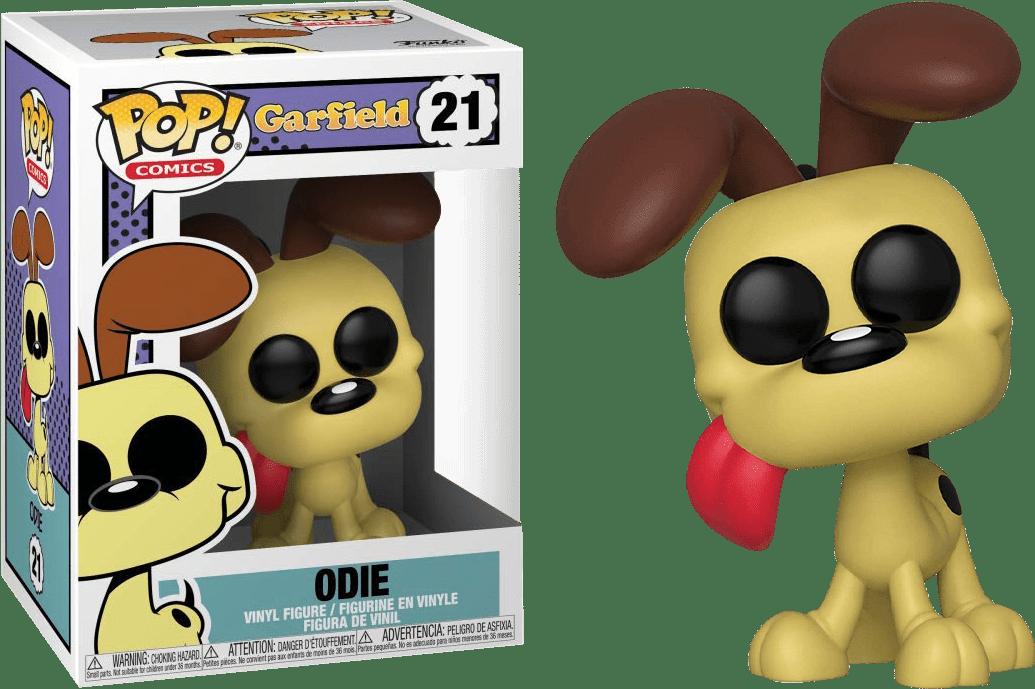 Funko Pop! Odie: Garfield Comics #21 - Funko