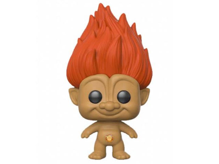 PRÉ VENDA: Funko Pop! Orange Troll: Trolls - Funko