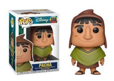 PRÉ VENDA: Funko Pop! Pacha: The Emperor's New Groove (Disney) #358 - Funko