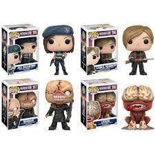 PRÉ VENDA: Pop! Pack Resident Evil - Funko