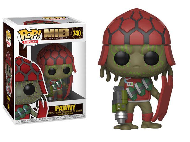 Funko Pop! Pawny: Homens de Preto (Men in Black - MIB) #740 - Funko