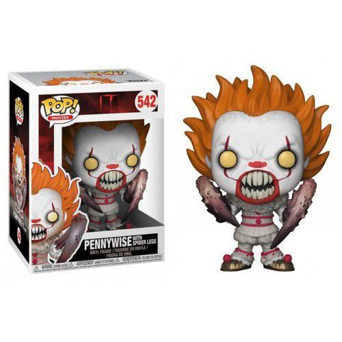 Funko Pop! Pennywise Spider Legs: It #542 - Funko