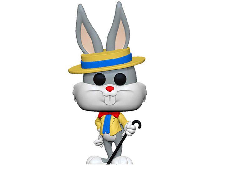 Funko Pop! Pernalonga Vestido para o Show (Bugs Bunny in Show Outfit)#841: Looney Tunes - Funko