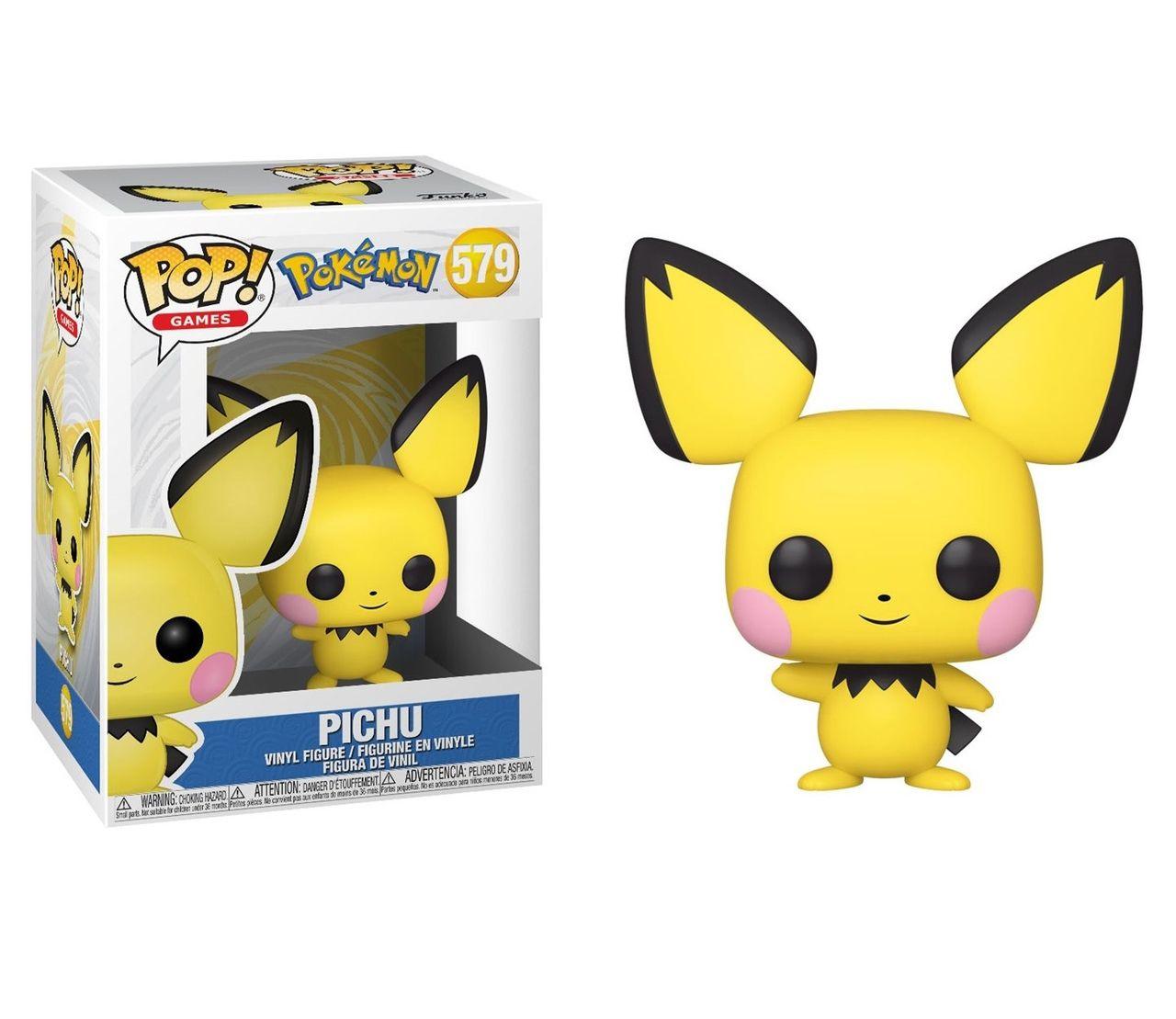 Funko Pop! Pichu: Pokémon #579 - Funko