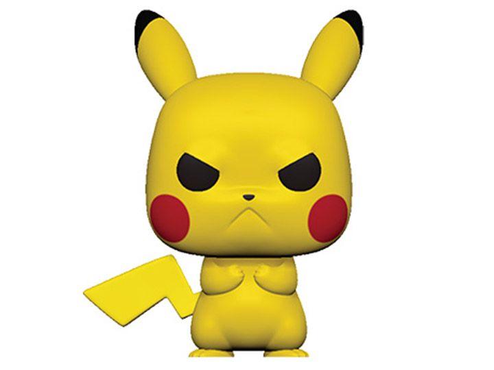 Funko Pop! Pikachu: Pokemon S3 (Game) #598 - Funko