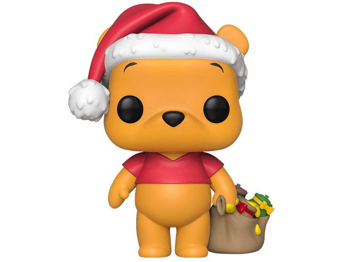 Funko PRÉ-VENDA: Pop! Pooh (Holiday): Ursinho Pooh! (Winnie the Pooh) Disney - Funko