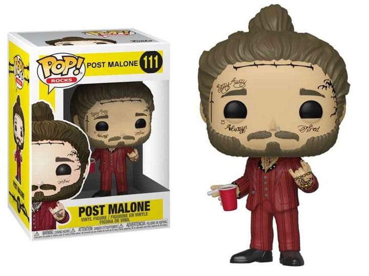 Funko Pop! Post Malone: Rocks #111 - Funko