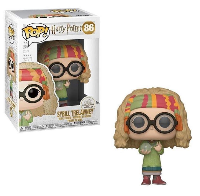 Funko Pop! Professora Sybill Trelawney: Harry Potter #86 - Funko