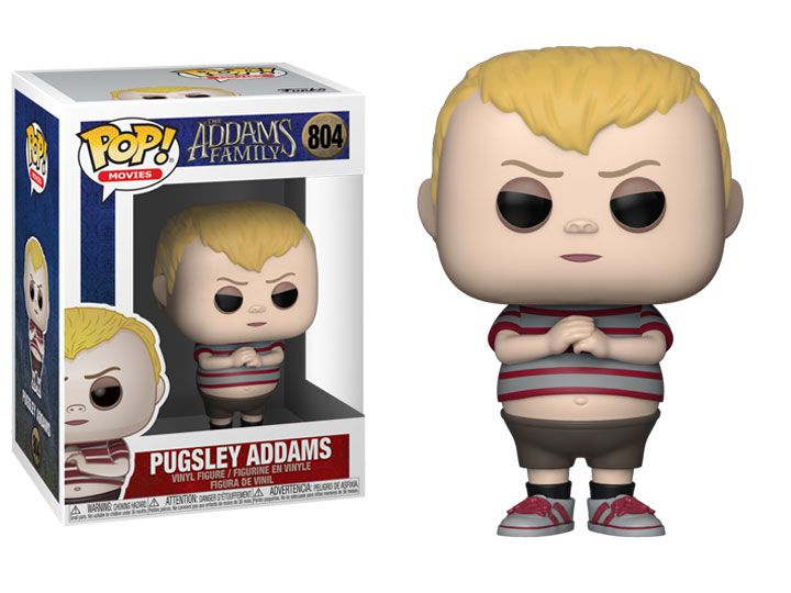 Funko Pop! Pugsley: A Família Addams (The Addams Family Animated) #804 - Funko
