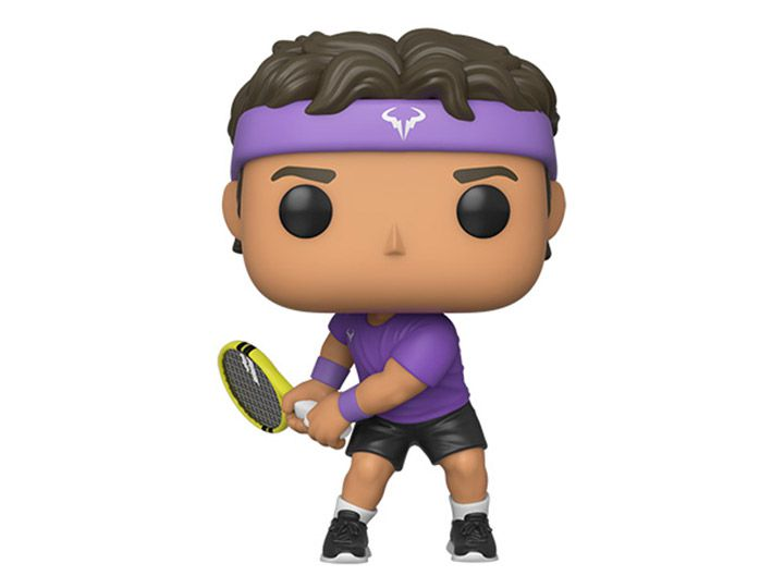 PRÉ VENDA: Funko Pop! Rafael Nadal: Tennis Legends - Funko - EV