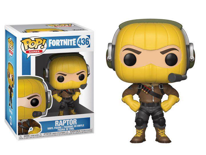 Funko Pop! Raptor: Fortnite #436 - Funko
