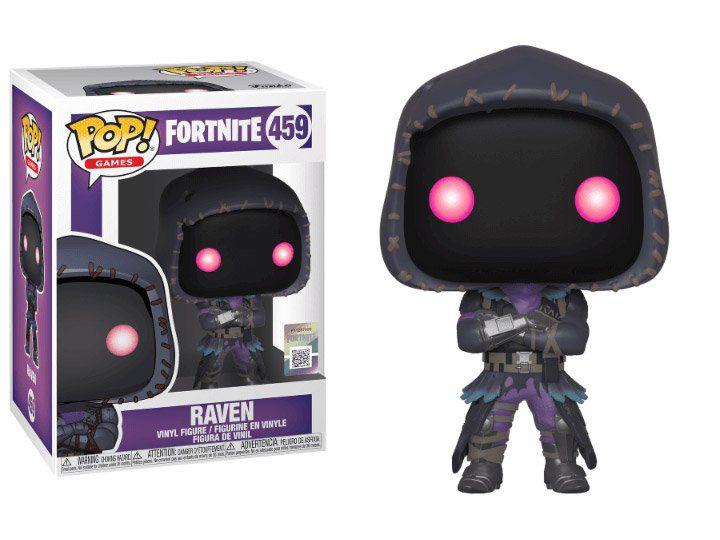 Funko Pop! Raven: Fortnite #459 - Funko