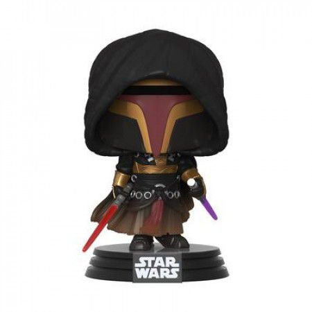 PRÉ VENDA: Funko Pop! Darth Revan: Star Wars Mandalorian BattleFront (Exclusivo)  - Funko