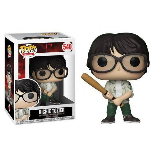 Funko Pop! Richie Tozier with Bat: It #540 - Funko