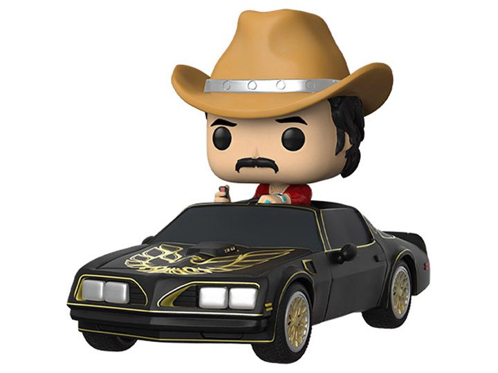 Funko Pop! Rides Bandit (in Trans Am): Agarra-me se Puderes (Smokey and the Bandit) #82 - Funko