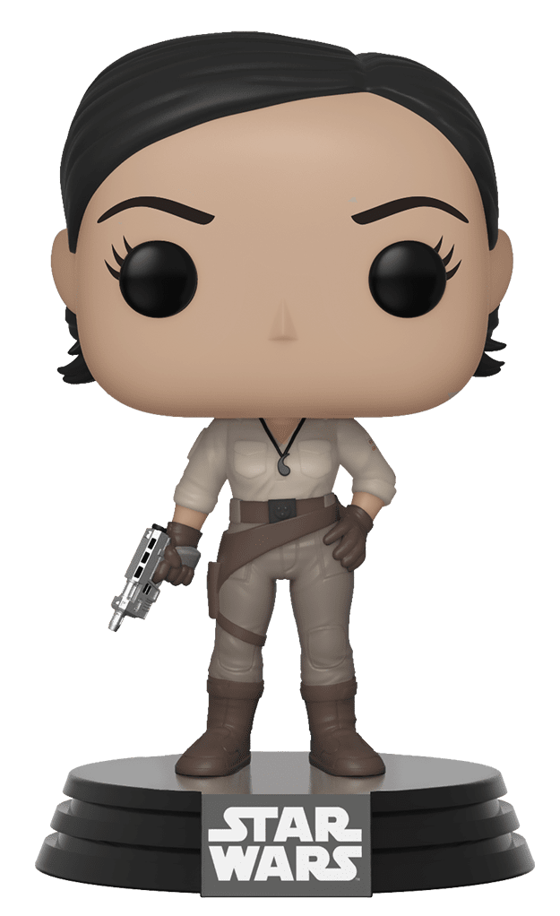 PRÉ VENDA: Funko Pop! Rose #316: Star Wars A Ascensão Skywalker (Star Wars The Rise of Skywalker) - Funko
