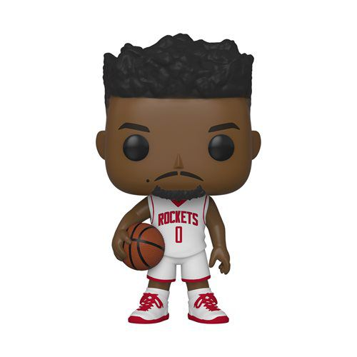 Funko PRÉ-VENDA Pop! Russel Westbrook: Houston Rockets (NBA) - Funko
