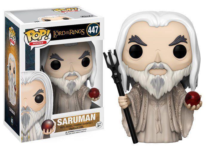 Funko Pop Saruman: O Senhor dos Anéis #447 - Funko