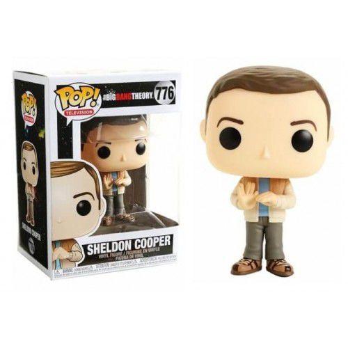 Funko Pop! Sheldon: The Big Bang Theory #776 - Funko