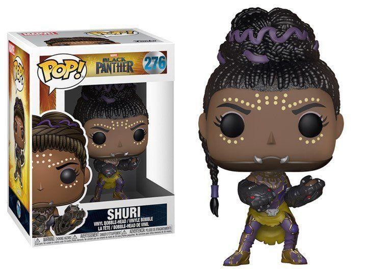 Funko Pop Shuri: Pantera Negra (Black Panther) #276 - Funko