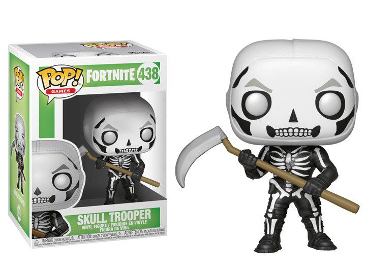 Funko Pop! Skull Trooper: Fortnite #438 - Funko