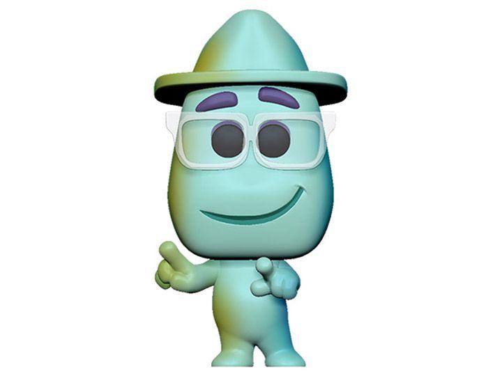PRÉ VENDA: Funko Pop! Soul Joe: Soul (Disney) - Funko