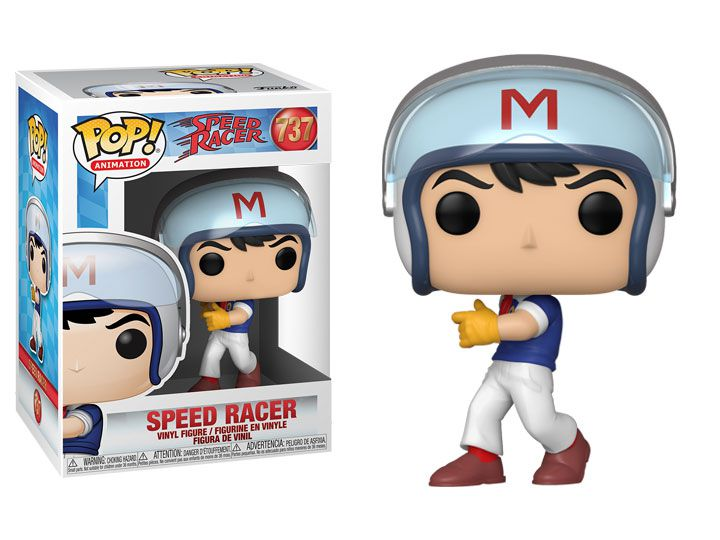 Funko Pop! Speed Racer: Speed Racer #737 - Funko