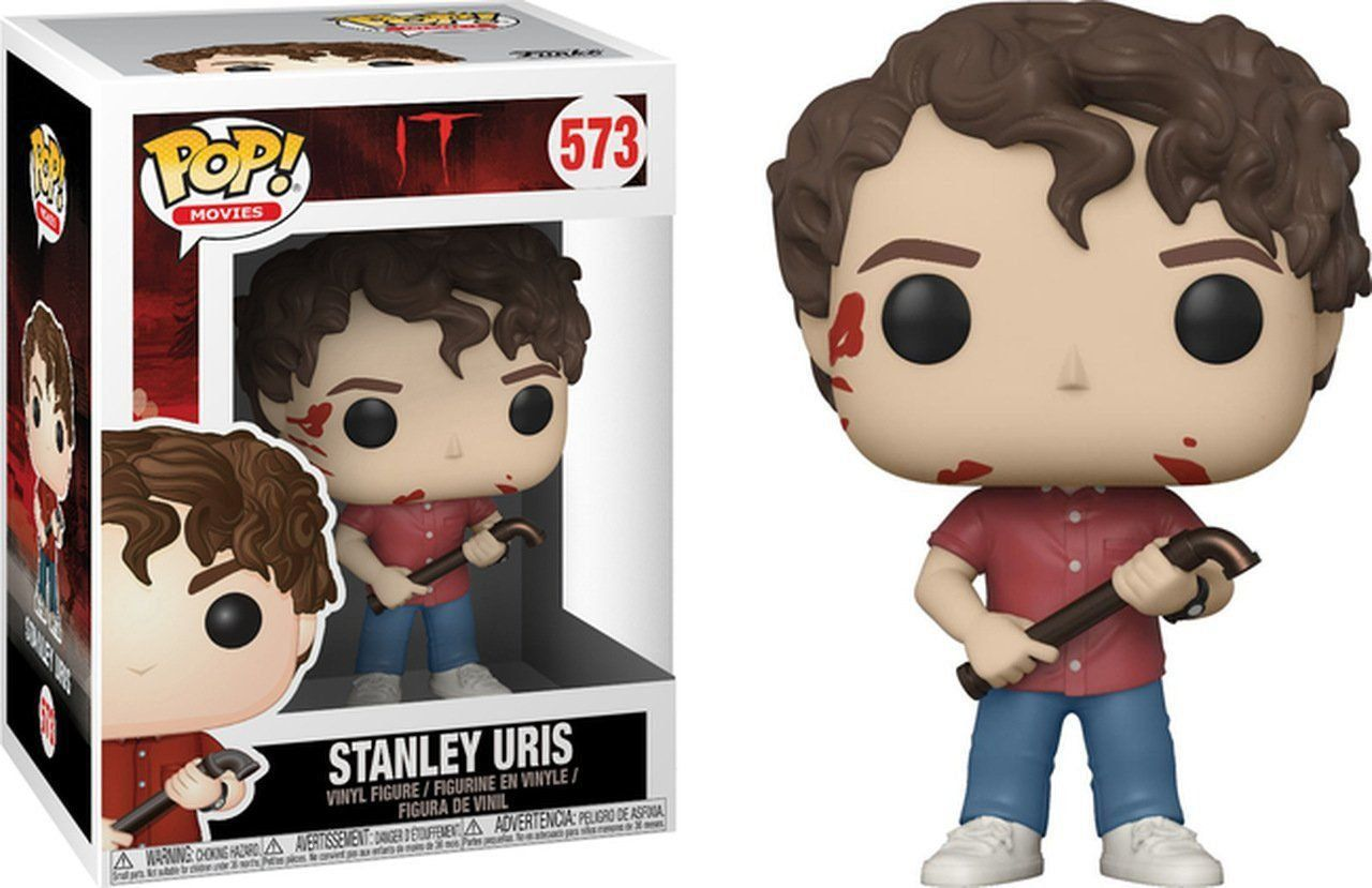 Funko Pop! Stanley Uris: It #573 - Funko