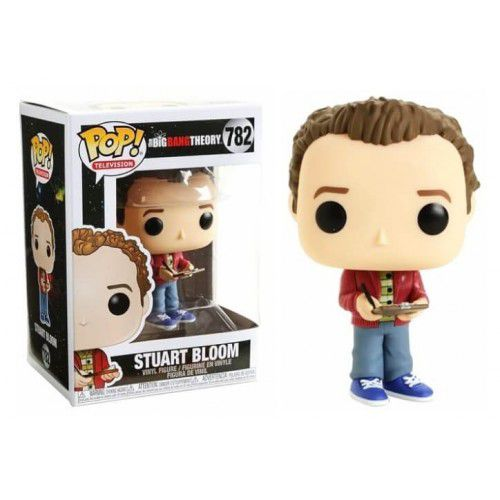 Funko Pop! Stuart: The Big Bang Theory #782 - Funko