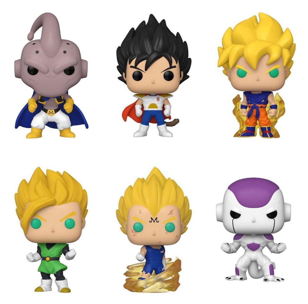 Funko Pop! Super Saiyan Goku: Dragon Ball Z Glow In The Dark #860 - Funko
