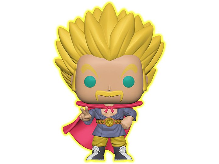 PRÉ VENDA: Funko Pop! Super Saiyan Hercule (Glow in the Dark): Dragon Ball Super (Specialty Series) - Funko