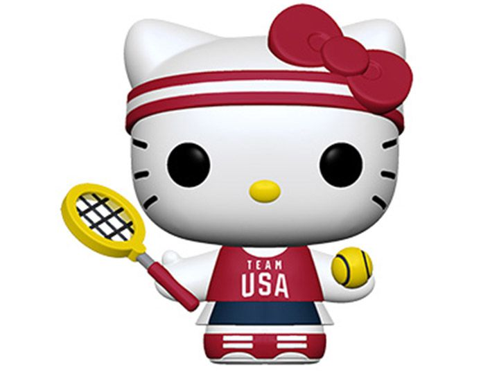 PRÉ VENDA: Funko Pop! Tennis Hello Kitty: Hello Kitty Sports #37 - Funko