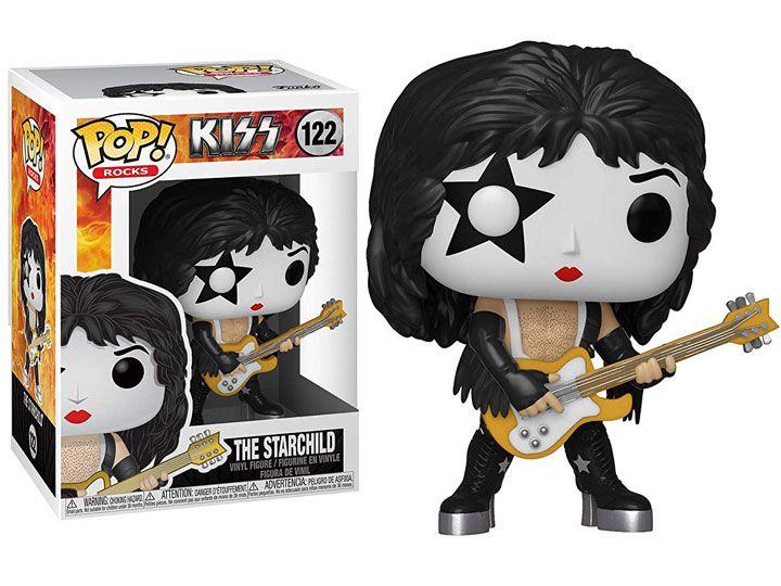 Funko The Starchild: KISS (Rocks) #122 - Funko