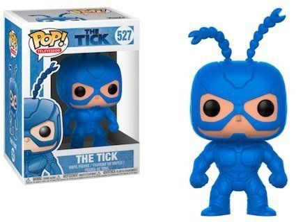 PRÉ VENDA: Funko Pop The Tick: The Tick #527 - Funko