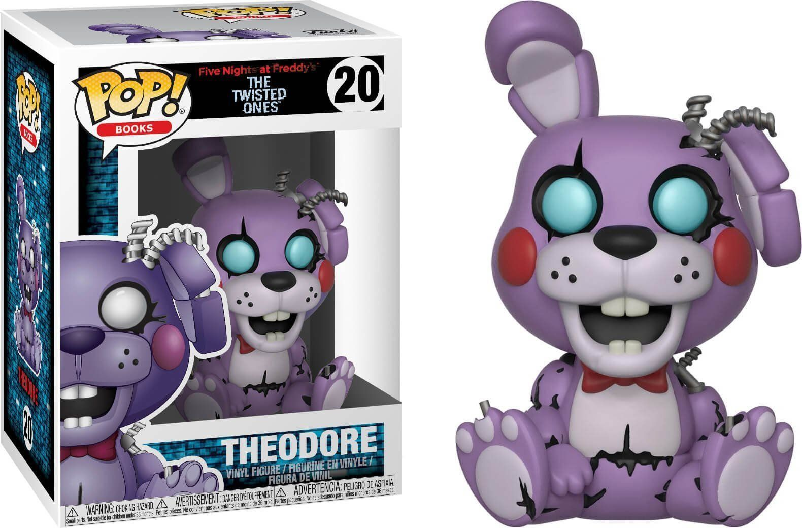 PRÉ VENDA: Funko Pop! Theodore: The Twisted Ones (FNAF) #20 - Funko