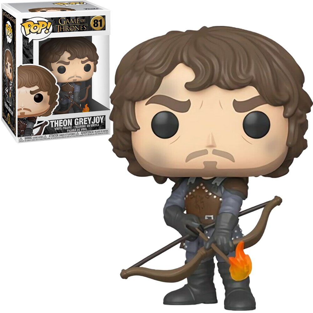 Funko Pop! Theon Greyjoy: Game of Thrones #81 - Funko