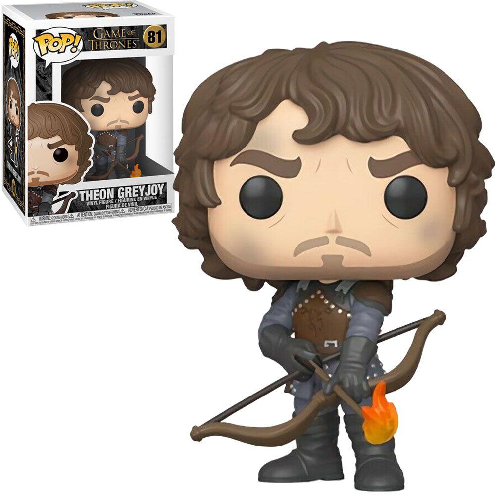 Funko Pop! Theon Greyjoy: Game of Thrones #81 - Funko