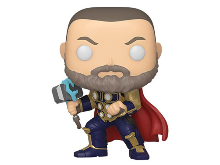 Funko Pop! Thor (Stark Tech Suit): Marvel's Vingadores (Marvel's Avengers) GamerVerse #628 - Funko
