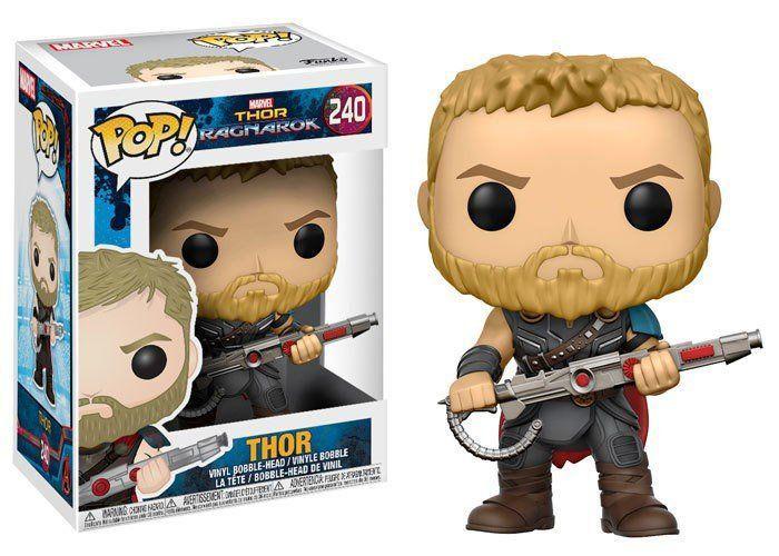 Funko Pop Thor: Thor Ragnarok #240 - Funko