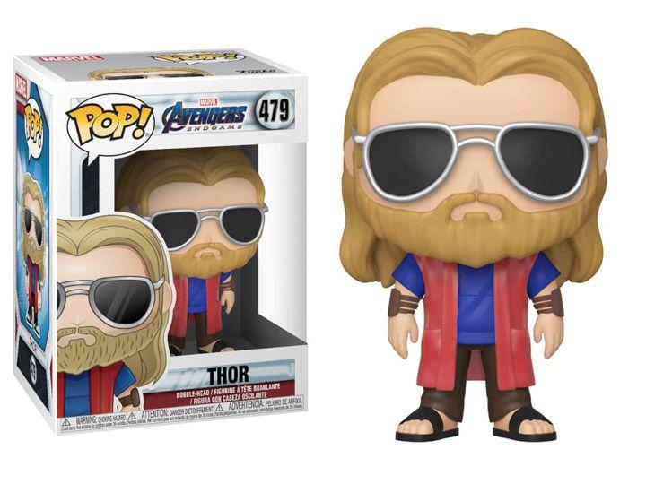 Funko Pop! Thor: Vingadores Ultimato (Avengers Endgame) #479 - Funko