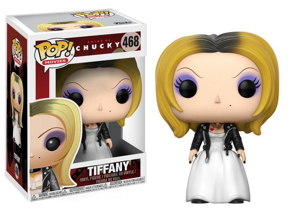 Funko Pop Tiffany: A Noiva de Chucky #468 - Funko