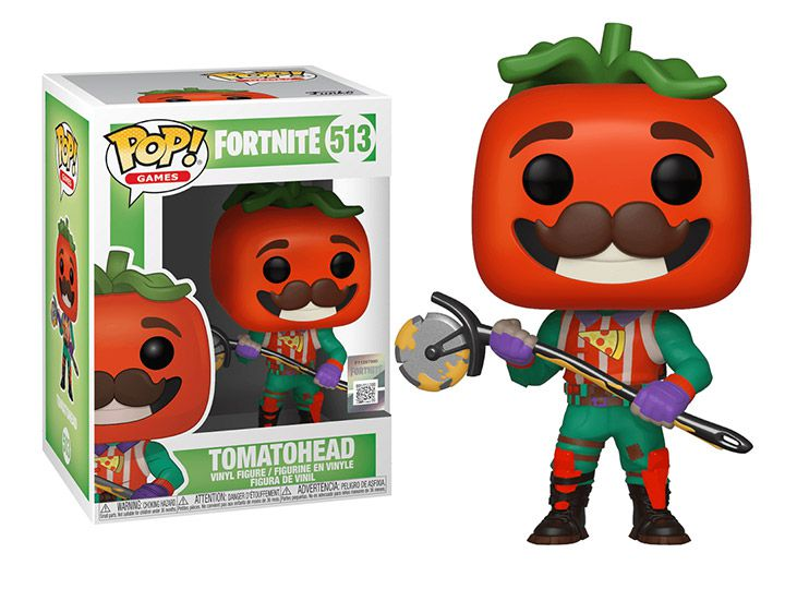 Funko Pop! Tomatohead: Fortnite #513 - Funko