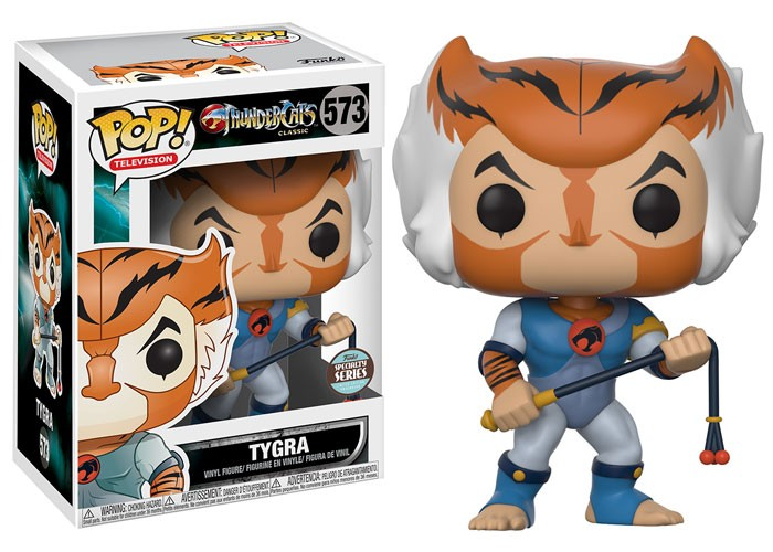 Pop Tygra: Thundercats Specialty Series #573 - Funko