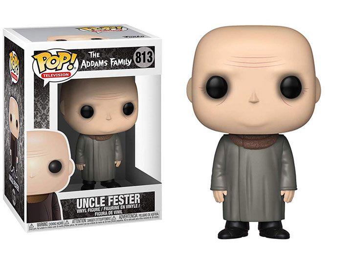 Funko Pop! Uncle Fester: A Família Addams (The Addams Family) #813 - Funko